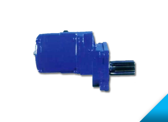 Soft Start Reducing Gear Motor